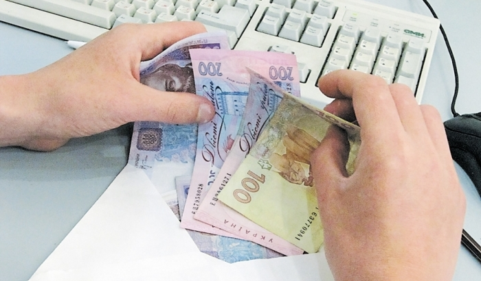 Наша зарплата вырастет на 525 гривен до 2019 года