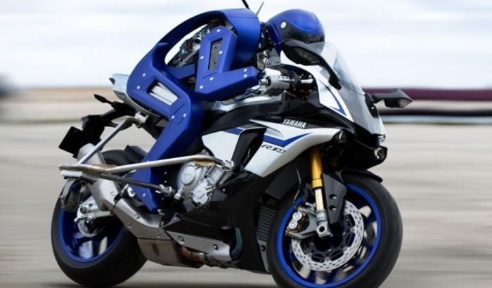 Yamaha создаст «умный» мотоцикл