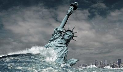 Ученые сказали, когда океан поглотит США