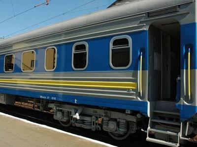 «Укрзализныця» продлила курсирование дополнительного поезда «Киев-Одесса»