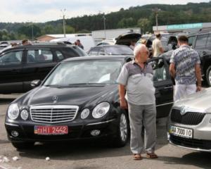 В августе подержанные авто в Украине подешевели на $300-500