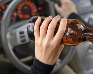 Более 100 столичных водителей получили «алкогольные» штрафы