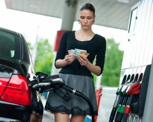 Украинцы стали использовать меньше бензина