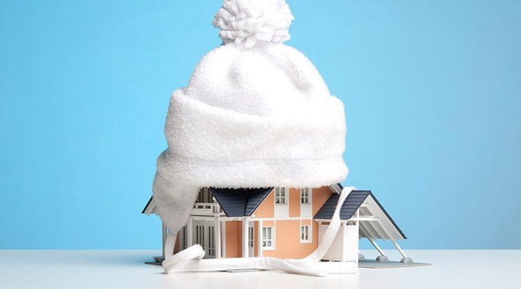 Иванофранковец построил дом-термос, который не требует отопления