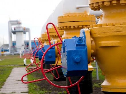 Украина увеличила запасы газа в ПХГ до 10,9 млрд куб. м