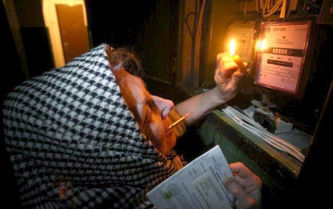 В сентябре электричество снова «причинит боль» украинцам