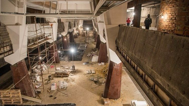 Кабмин утвердил проект строительства станции метро «Победа»