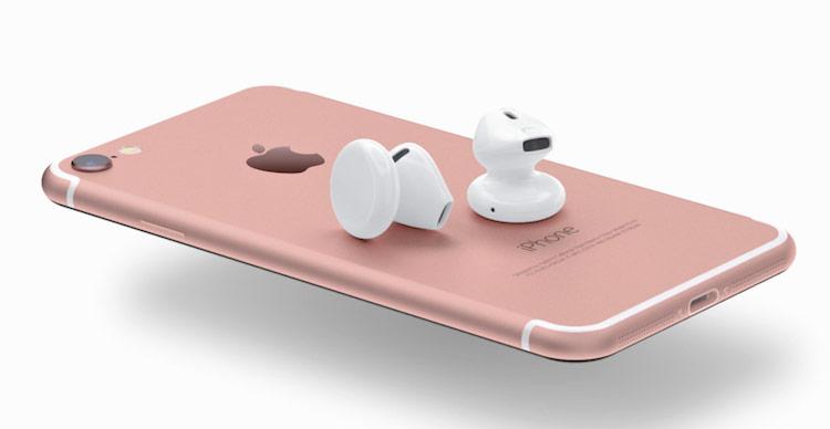 IPhone 7  теперь будет без разъема для наушников