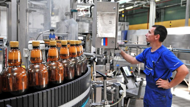 За июль производство пива в Украине выросло на 20%
