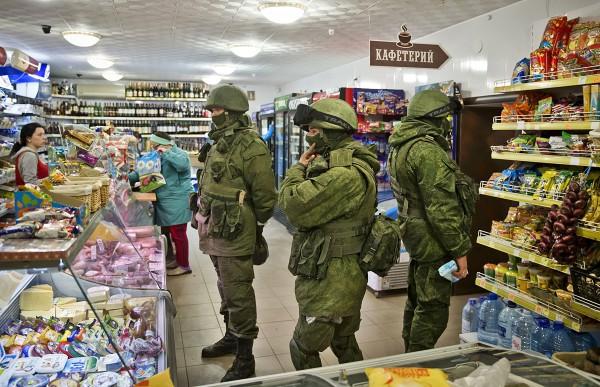 В Крым перестали пускать украинские продукты