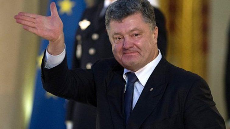 Е — декларирование запускают сегодня ночью — сказал Порошенко