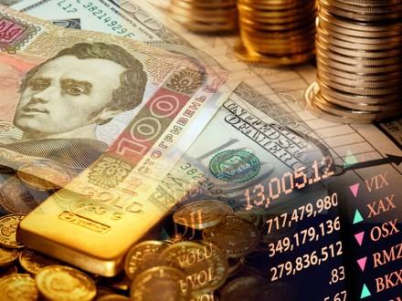 НБУ установил официальный курс гривны на уровне 25,26 грн/долл.
