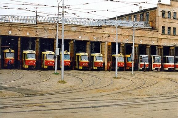 47 троллейбусов и половина трамваев Харькова не вышли на маршруты, — чиновник горсовета Федорчук