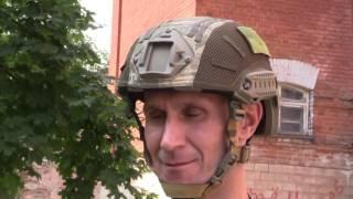 Универсальные шлемы для украинских десантников (ВИДЕО)