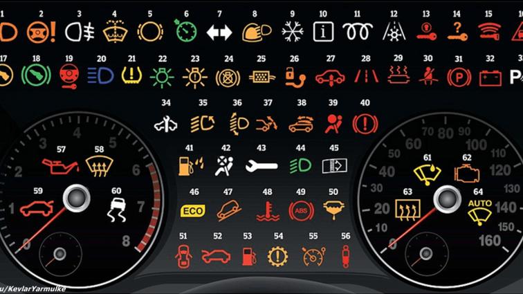 Значения значков на приборной панели автомобиля, о которых вы всегда стеснялись спросить