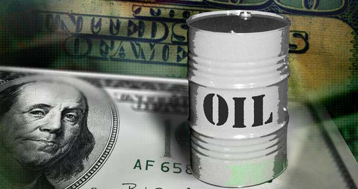 Цены на нефть упали более чем на 3%