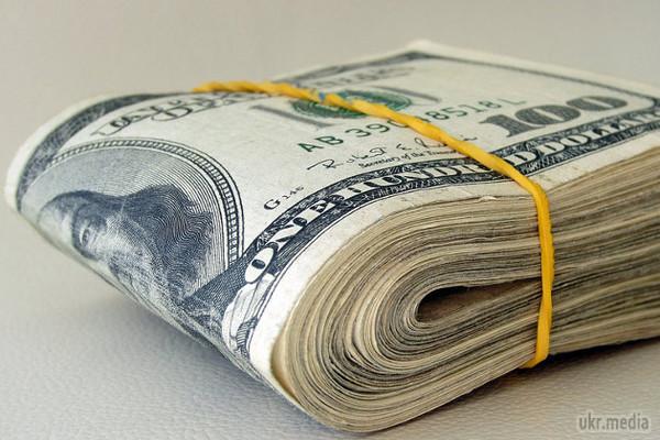 В Украине резко возросло количество качественных фальшивок долларов
