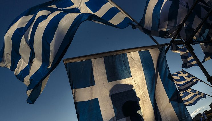 Греция приняла пакет реформ, необходимый для получения 2,8 млрд евро