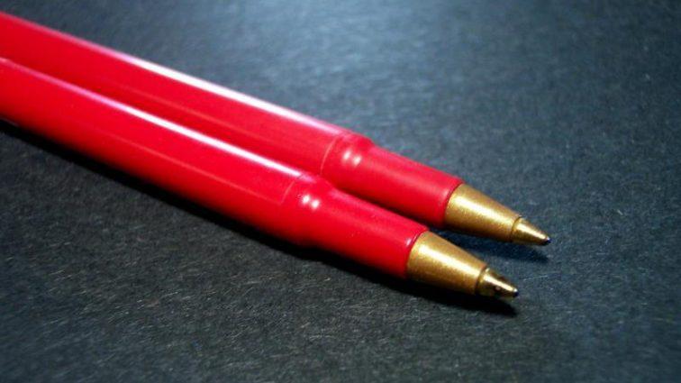 Девять фактов о шариковой ручке, которых вы не знали