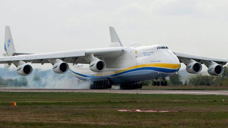 Какая судьба ждет крупнейший украинский самолет в мире? И что его ждет?