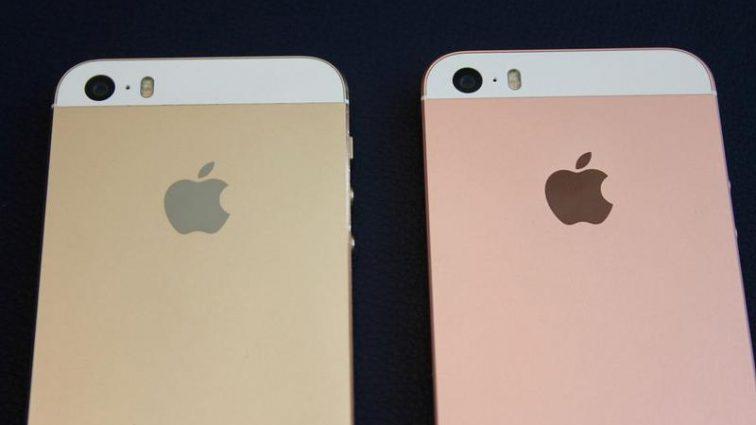 iPhone SE обошел iPhone 7 по важному показателю!