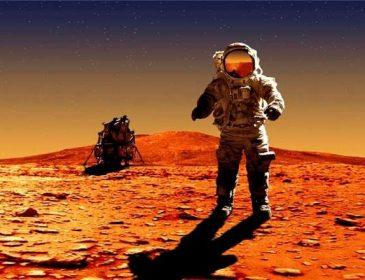 Люди полетят на Марс через 6 лет