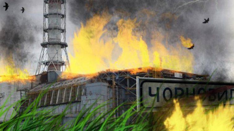 Будьте осторожны: чорнобильская  катастрофа скоро опять повторится