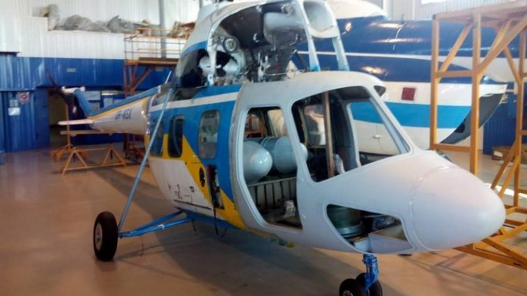 Украина начнет выпускать «вертолет будущего»