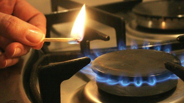 Украина с начала года сократила потребление газа на 10%