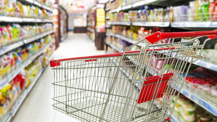 Правительство отменило госрегулирование цен на продукты