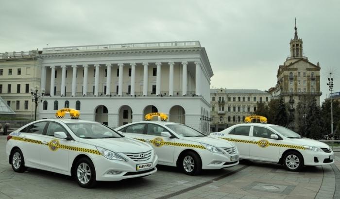 Такси скоро будет не по карману простым украинцам