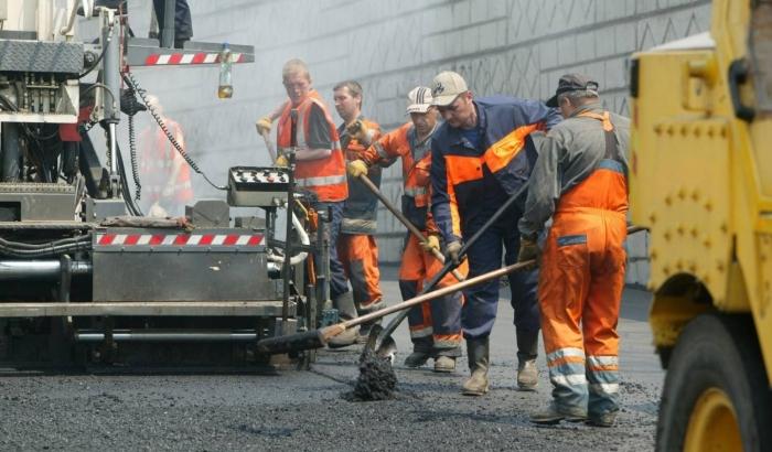 Укравтодор объяснил, почему отремонтировали меньше 1% дорог