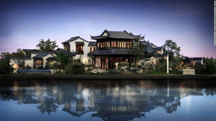 Самый дорогой дом Китая