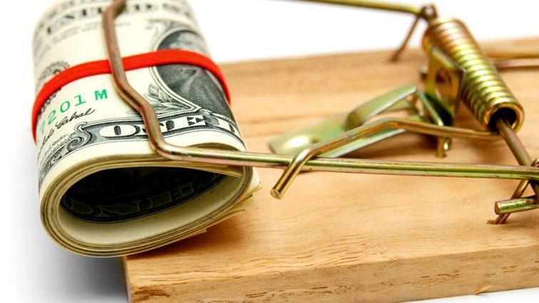 Уровень финансового мошенничества продолжает расти