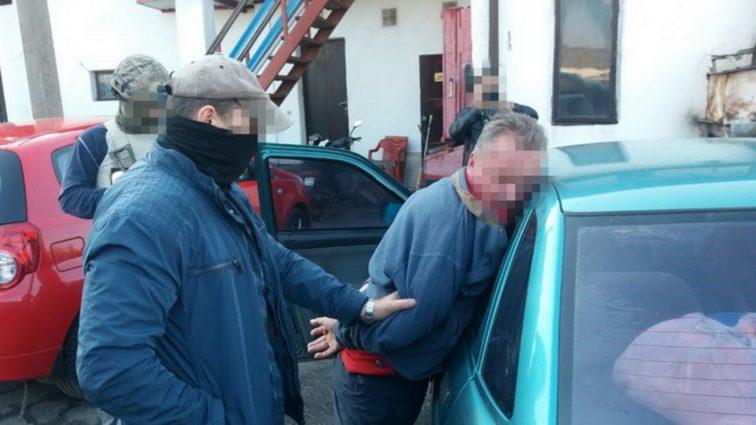 Шпиона российских спецслужб задержали в Ровно