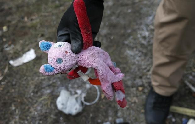 Сколько детей погибли на Донбассе