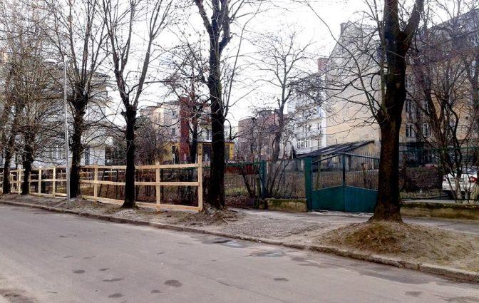 Во Львове судят чиновников ЛОГА за незаконное строительство