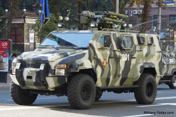 В Украине испытали новый боевой модуль «Сармат»