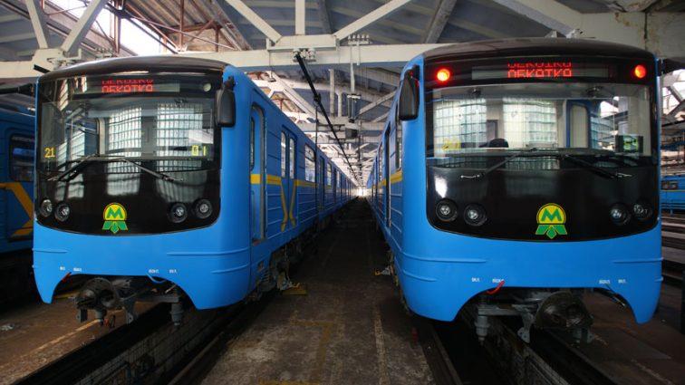 Киев договорился с японской Itochu о модернизации 15 вагонов метро