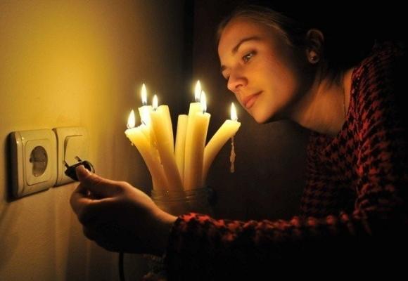 Зимой снова будут отключать электричество!