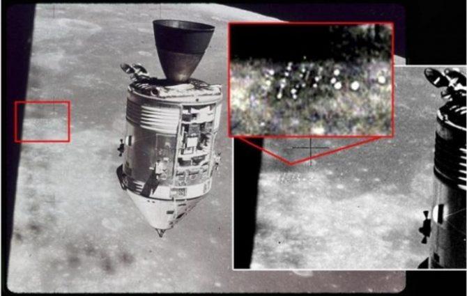 NASA скрывала правду о Луне более 40 лет