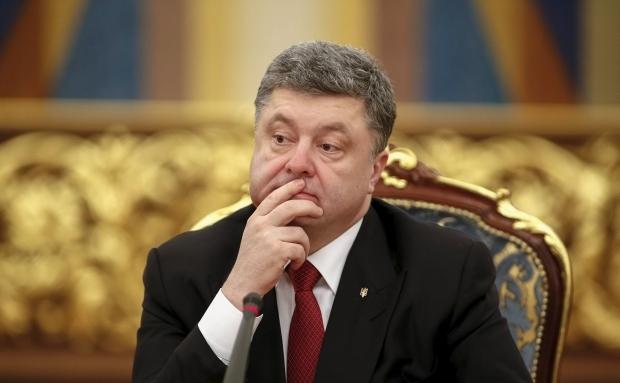 Порошенко назвал достижения Украины со времен Евромайдана