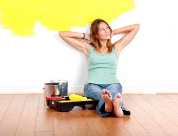 Не такие уж и бедные, а просто экономные. Или как сделать ремонт своими руками в квартире?
