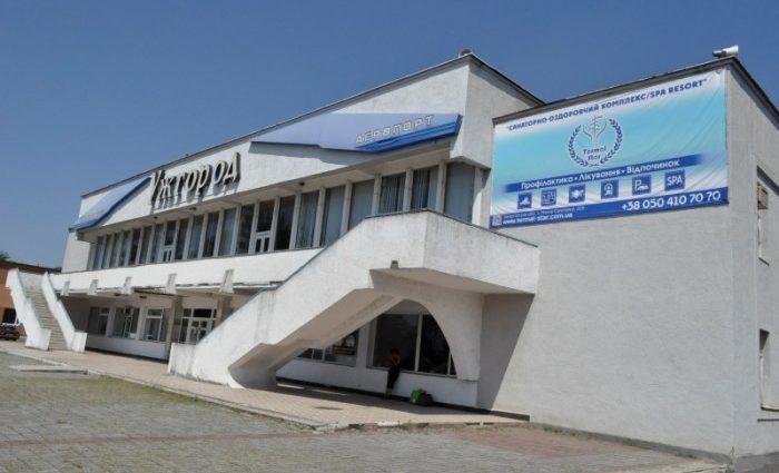 Украинский министр анонсирует запуск ужгородского аэропорта уже весной