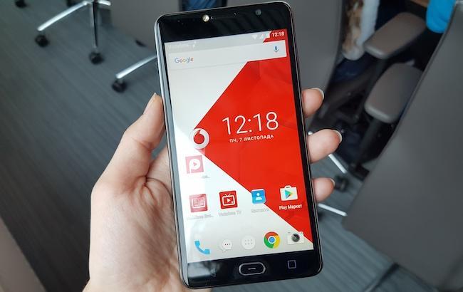 «Vodafone Украина» будет продавать смартфоны под собственным брендом
