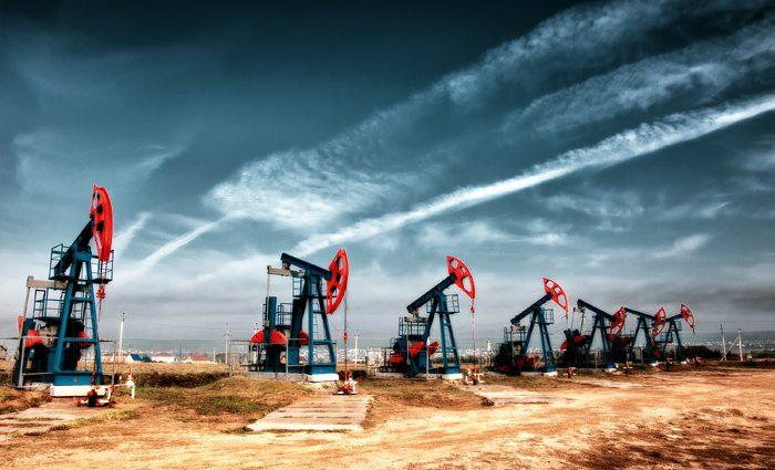 Нефть марки Brent опустилась ниже 48 долларов