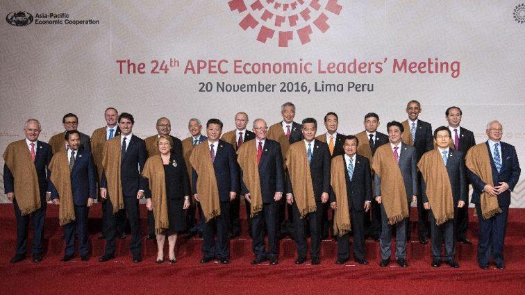 Страны АТЭС приняли декларацию противодействия протекционизму