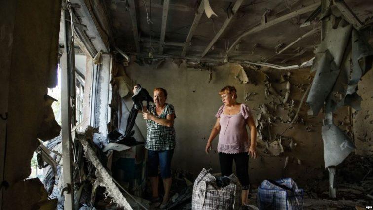 Эстония поможет жертвам российской агрессии на Донбассе