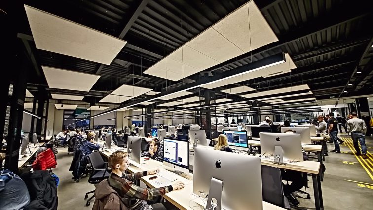 В Киеве открыли фабрику программирования UNIT Factory