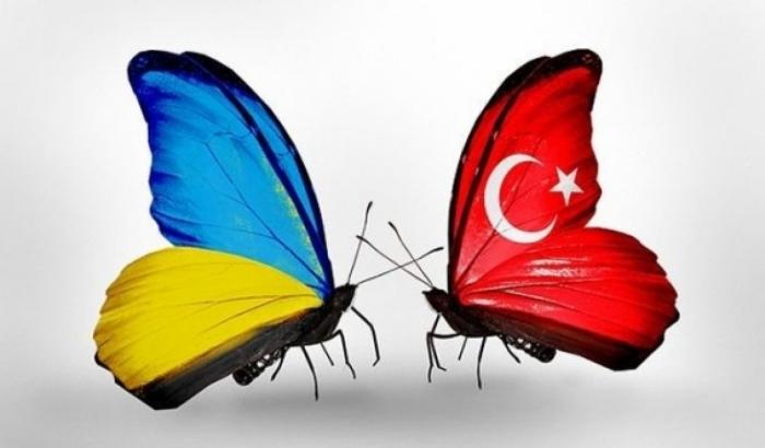 Турция поможет Украине одолеть кризис